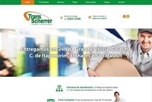 Transcherrer: Website criado pela ALDABRA