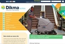 Dikma: Website criado pela ALDABRA