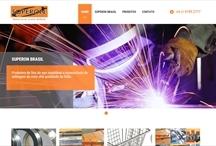 Superon Brasil: Website criado pela ALDABRA
