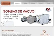VEDAMAQ: Website criado pela ALDABRA