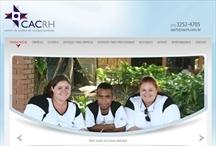 CAC RH: Website criado pela ALDABRA