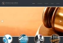 Fraga e Lima: Website criado pela ALDABRA