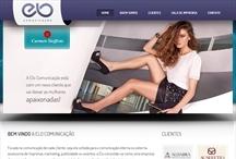 Elo Comunicação: Website criado pela ALDABRA