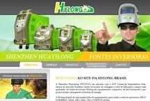 Hylong: Website criado pela ALDABRA