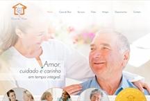 Casa da Bisa: Website criado pela ALDABRA
