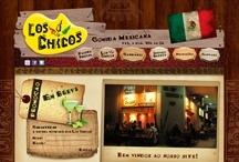 Los Chicos: Website criado pela ALDABRA