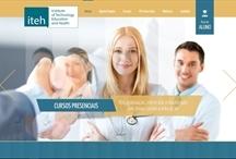 ITEH: Website criado pela ALDABRA