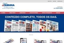 A Tribuna ES: Website criado pela ALDABRA