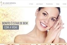 Dr. Janes Depizzol: Website criado pela ALDABRA