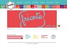 Fricote: Website criado pela ALDABRA