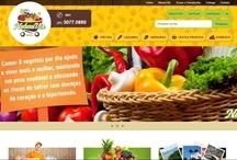 NaturaVix: Website criado pela ALDABRA