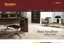 Destak: Website criado pela ALDABRA