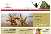 Sylvia Jubrael: Website criado pela ALDABRA