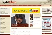 Capital Público: Website criado pela ALDABRA
