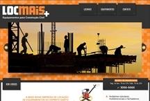 LocaExpress: Website criado pela ALDABRA