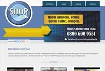 Shopmais: Website criado pela ALDABRA