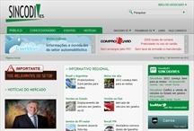 Sincodives: Website criado pela ALDABRA