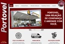 Portovel: Website criado pela ALDABRA