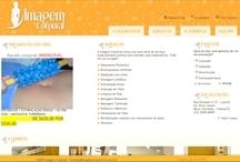 Imagem Corporal: Website criado pela ALDABRA