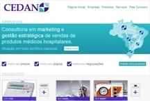 Cedan: Website criado pela ALDABRA