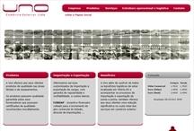Uno Comercial: Website criado pela ALDABRA