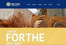 Tecton: Website criado pela ALDABRA