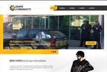 Vitória Gatti: Website criado pela ALDABRA