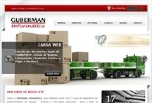 Guberman: Website criado pela ALDABRA