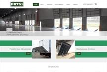 Rota1: Website criado pela ALDABRA