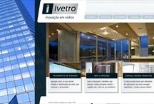 Ivetro: Website criado pela ALDABRA