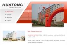 Huatong: Website criado pela ALDABRA
