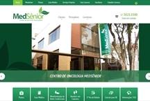 MedSênior: Website criado pela ALDABRA