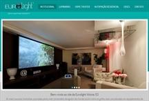 Eurolight: Website criado pela ALDABRA
