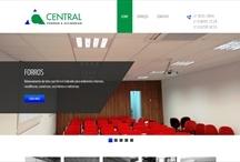 Central Forros: Website criado pela ALDABRA