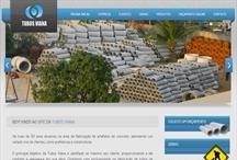 Tubos Viana: Website criado pela ALDABRA