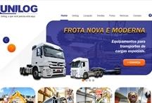 Unilog: Website criado pela ALDABRA