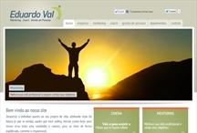 Eduardo Val: Website criado pela ALDABRA