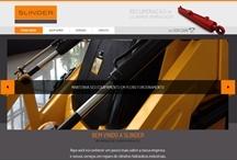 Slinder: Website criado pela ALDABRA