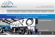 Feira Autotech: Website criado pela ALDABRA