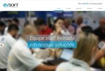 Ev-Soft: Website criado pela ALDABRA