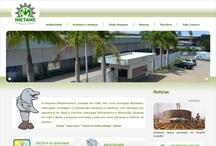 Imetame: Website criado pela ALDABRA