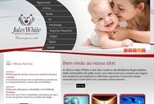 Jules White: Website criado pela ALDABRA