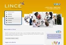 Lince Psicologia: Website criado pela ALDABRA