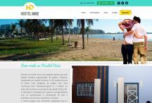 Hostel Diniz: Website criado pela ALDABRA