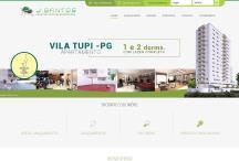 J. Santos: Website criado pela ALDABRA