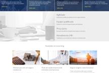 3F Seguros: Website criado pela ALDABRA