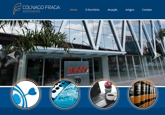 imagem site Colnago Fraga Advogados