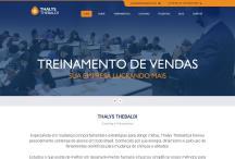 Thalys Thebaldi: Website criado pela ALDABRA