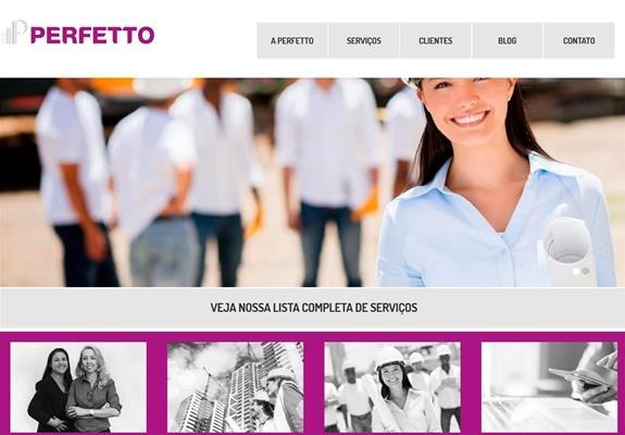 imagem site Perfetto Engenharia