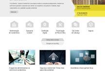 Con.Domínio: Website criado pela ALDABRA